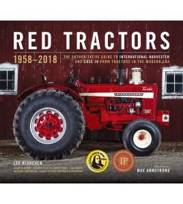 Red Tractors 1958-2018 NIEUWE EDITIE