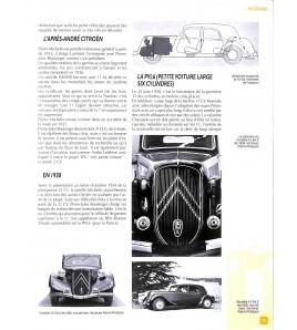 Le guide de La Traction - Citroën