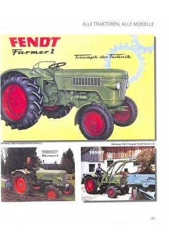 Fendt - Alle Traktoren, alle Modelle