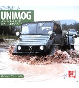 Unimog - Vom Boehringer zum Unimog-S