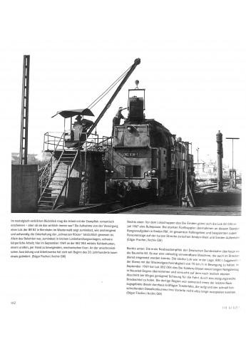 Dampfloks in Deutschland - Erinnerungen an eine Ära 1945 - 1990