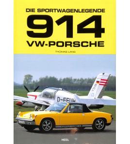 VW-Porsche 914 Die Sportwagenlegende