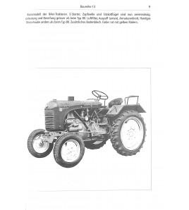 Alle landwirtschatlichen Steyr-traktoren 1947-2007 Voorkant