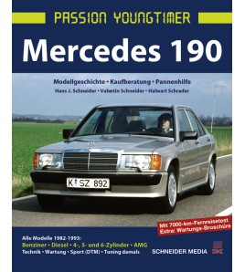 Mercedes 190 Passion Youngtimer - Modelle-Kaufberatung-Pannenhilfe