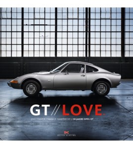 GT // Love 50 Years of Opel GT