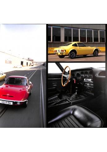 GT // Love 50 Years of Opel GT