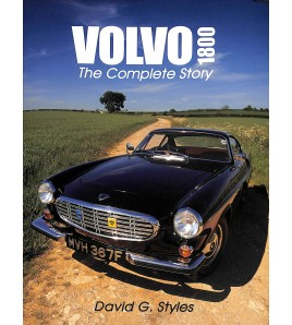 Volvo 1800 - The complete Story