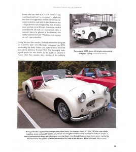 Triumph TR-6  - The Complete Story