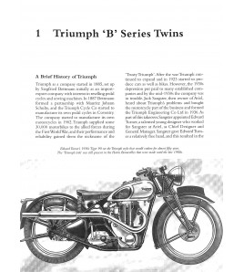 Triumph 650cc and 750cc Twins Bonneville, Tiger, Trophy and Thunderbird