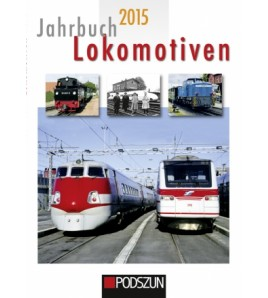 Jahrbuch Lokomotiven 2015