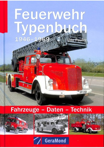 Feuerwehr Typenbuch 1946-1969