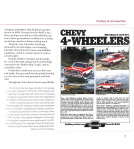 Chevrolet Pickup Trucks 1973-1987