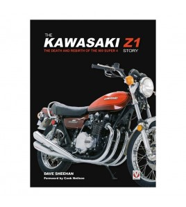 Kawasaki Z1 Story -  The death and rebirth of the 900 super 4