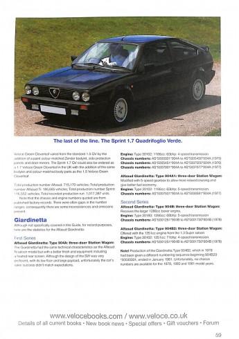 Alfa Romeo - Alfasud