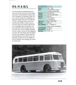 DDR-Omnibusse - 1945-1990