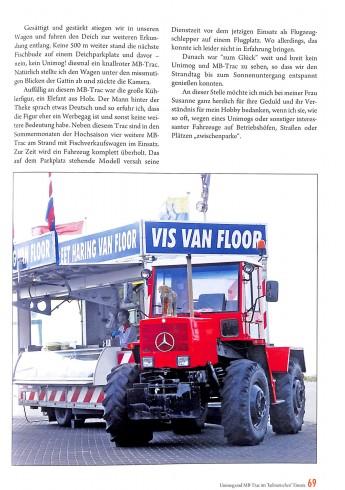 Jahrbuch Unimog & MB-trac 2018 Voorkant