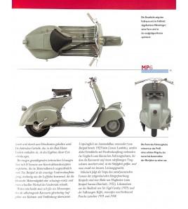 Vespa Das offizielle Buch.  Alle Modelle seit 1945