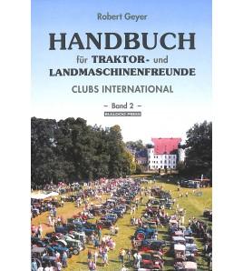 Handbuch für Traktor- und Landmaschinenfreunde Band 2 Voorkant