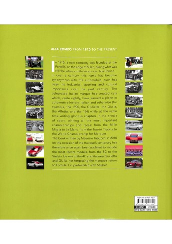 ALFA ROMEO From 1910 to the present Updated edition