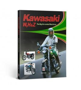 Kawasaki W,H en Z the Big Air-cooled machines