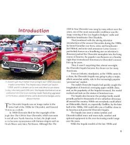 Chevrolet Impala 1958-1970 - The American Dream