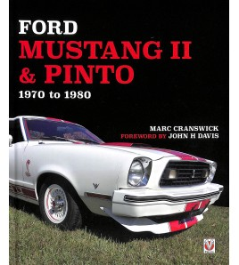 Ford Mustang II & Pinto 1970 tp 1980