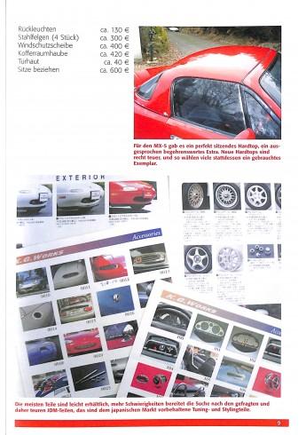 Praxisratgeber Klassikerkauf Mazda MX-5