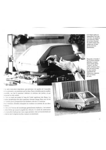 Renault 16 de mon Père
