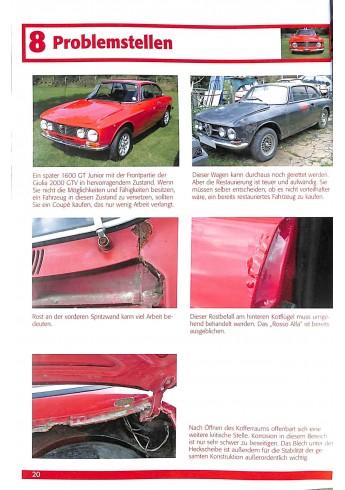 Praxisratgeber Klassikerkauf: Alfa Giulia GT Coupe