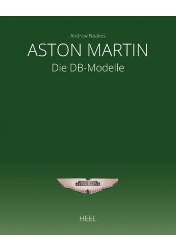 Die DB-Modelle  von Aston Martin