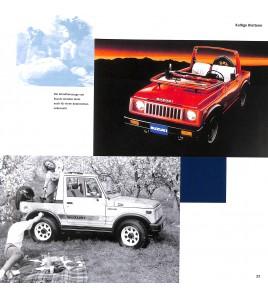 Suzuki Vitara - 20 Jahre Offroad-Power