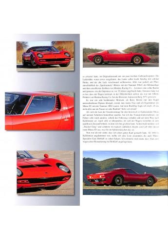 Lamborghini Miura - Die Geschichte eines Traumsportwagens