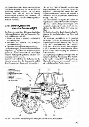 Handbuch praktische Traktorentechnik Voorkant