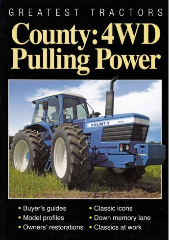 Ford County: 4WD Pulling Power Voorkant
