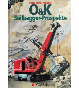 O&K Seilbagger Prospekte Voorkant