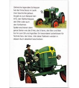 Alle Traktoren von Deutz Voorkant