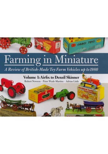 Farming in Miniature Vol 1 Voorkant