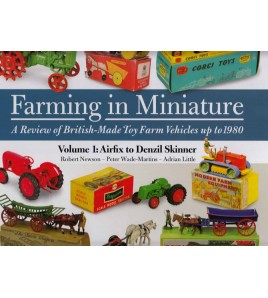 Farming in Miniature Vol 1 Voorkant