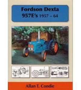 Fordson Dexta 957 E's 1957-1964 Voorkant