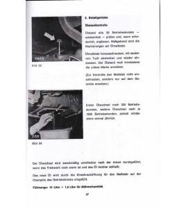 Bedienungsanleitung Deutz-Dieselschlepper D2505
