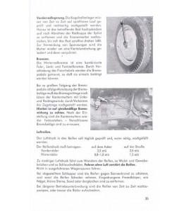Betriebsanleitung und Ersatzteilliste für den Deutz-Diesel-Schlepper D15