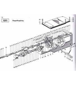 Ersatzteilliste Deutz D25.2 D30 D30S