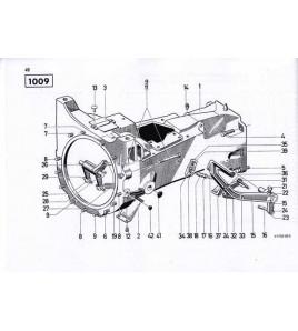 Ersatzteilliste Deutz-Dieselschlepper D4005