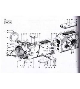 Ersatzteilliste Deutz-Dieselschlepper D6005