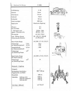 Technische Daten D--06