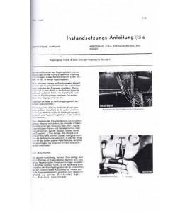 Instandsetzungsanleitung Hanomag-Radschlepper Perfekt400