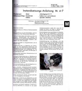 Instandsetzungs-Anleitung Hanomag-Schlepper R18,24/C218,220,224