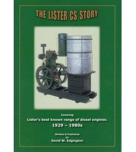 The Lister CS Story 1929-1980 Voorkant