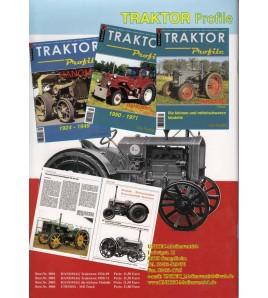 Traktor Profile 4, Ackern mit Stern