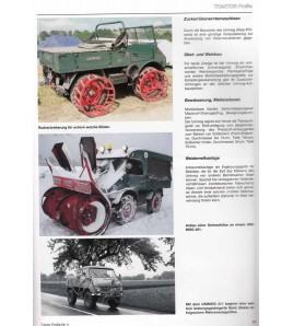 Traktor Profile 4, Ackern mit Stern Voorkant